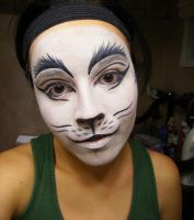 Mistoffelees Make up. by ImHerMonster