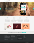 Salient Wordpress Theme by the-webdesign