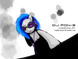 Make some Noise by BambooPony