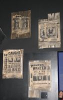 posters diagonally harry potter studio tour by Sceptre63