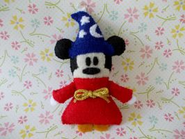 Fantasia Mickey by ForeverBubbles