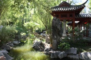 Chinese gardens 84 by fa-stock