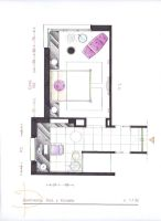 DH - Bedroom + Studio Plan by nikneuk