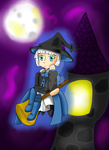 Alice the little Witch by 11newells