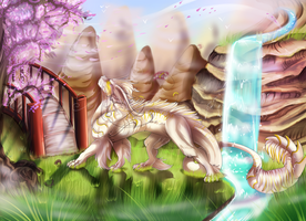 Breath of Spring by MintyMaguire