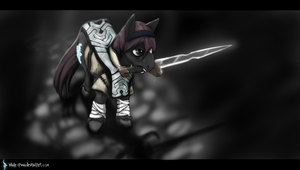 Shadow of the Wanderer by White-Pwny