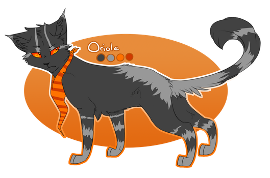 Oriole reference - July 2014 by Finchwing