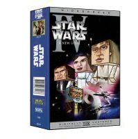 Cubee - Star Wars VHS by 7ater