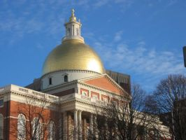 The Boston State House by hosmer23