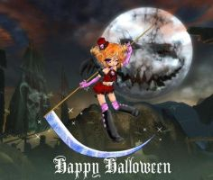 :Trick or Treat-Tickled Pinky: by Jinkusu-Chan