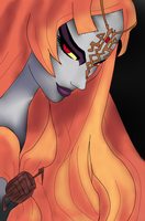midna from zelda by rianneZ