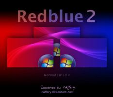 Redblue 2 by Caffery