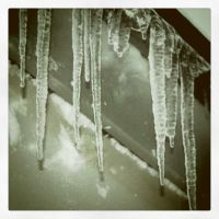 Ice - Instagram by iPhone4Photography