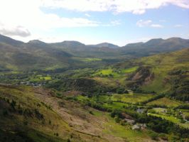 Snowdonia by MaybyAGhost