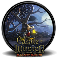 Castle of Illusion: Mickey Mouse - Icon by Blagoicons