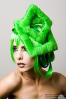 Pop Art: Green by BeccyBex