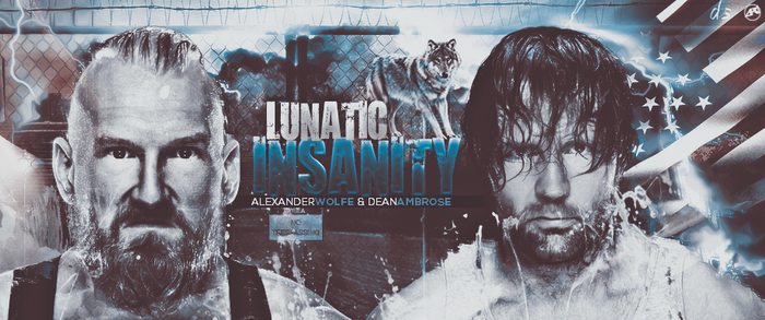 Lunatic Insanity Collab w/ARA by designs-by-swerve
