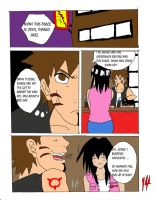 RUN: Hostile Territory Page 14 by EX388