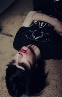 Bleeding to Death on the Bedroom Floor by vanityxxinsanity