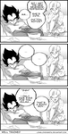 DBZ: Vegeta and Bulma - Well Trained by longlovevegeta