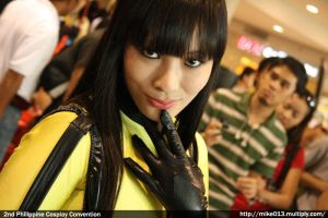 Silk Spectre II Seductive by chenmeicai