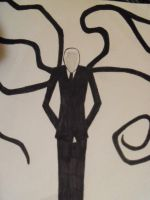 slenderman by chakrahyde