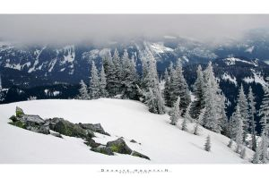 Granite Mountain Summit by mysteriumtremendum