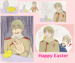 Happy Easter - Russia by Duelistabbeyryou