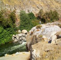 Kern River Canyon by zootnik
