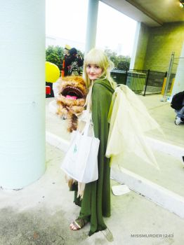10.11.2012 Supanova- Kira the Gelfling by MissMurder1243