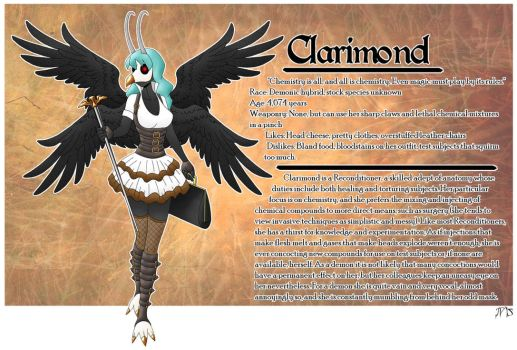Clarimond Reference by Azadeth