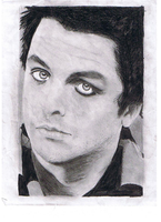 Billie Joe Armstrong by freudianslip86