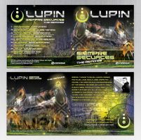 Lupin_The Remixes by TesserarT