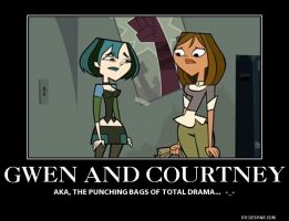 Total Drama's Most Popular Targets by Akira500