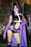 Huntress - Bishoujo Collection - by dashcosplay