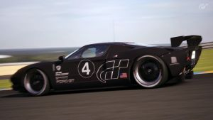 2006 Ford GT LM Spec II Test Car (Gran Turismo 5) by Vertualissimo