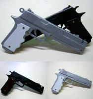 Custom Pistols - Twin Pistols by FabiojapaxD