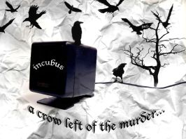 new world revolution by dvs-jay-0 on DeviantArt A Crow Left Of The Murder
