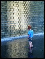 Red-Haired Boy by SarahRose