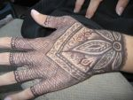 Sharpie Henna by sunfoot