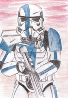 Stormtrooper commander by Funtimes