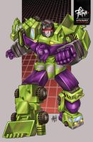 29/34 Devastator by FranciscoETCHART