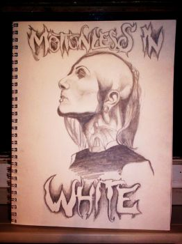 Motionless In White by MonteBMoneyRulz