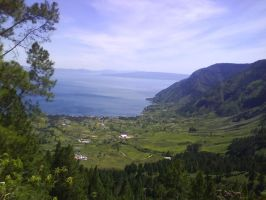 LAKE TOBA in ACTION by Krissyena