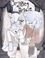 ::Sonic:THE CORPSE BRIDE:: by NinjaHaku21