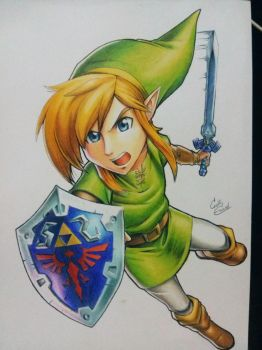 Link by ColliEnaid