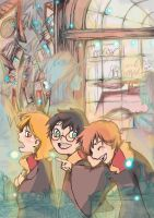 HP: Do You Remember? by maicco