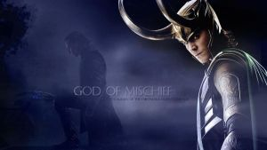 Loki God of Mischief by Gatewhale