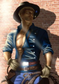 Jack the Lad at Missouri by BabeLast