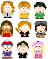 Tommy: South Park Style by DramaGeek528